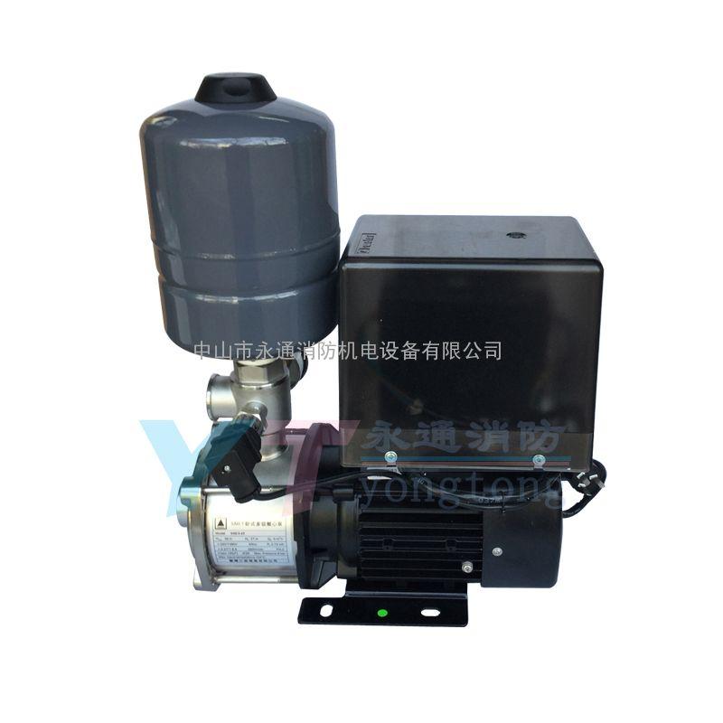 三淼变频恒压SMI5-4酒店宾馆全自动增压泵