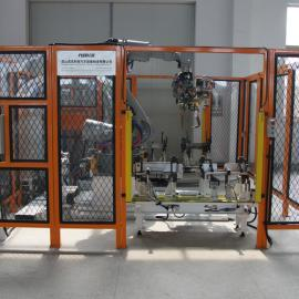 北京二手电路板点焊机器人调试 油压上下料