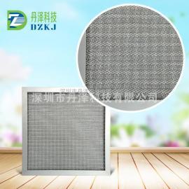 深圳丹泽专业制造各式初效过滤器,金属网初效过滤器厂家批发