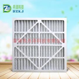 深圳丹泽纸框初效空气过滤器厂家直销原装现货 空气过滤器