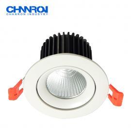 长隆商业照明 LED筒灯 正品飞利浦配件 长使用寿命 品质保障