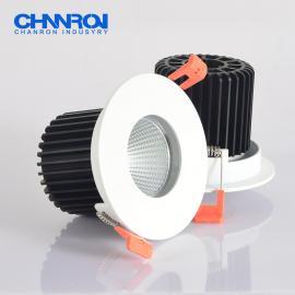 长隆商业照明LED筒灯 可定制各种款式功率色温 原装正品质保三年