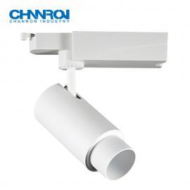 长隆商业照明LED轨道射灯COB导轨射灯 飞利浦原装核心配件
