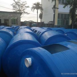 海南新农村无害化厕所改造化粪池