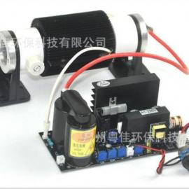 6G�p�L冷陶瓷管臭氧�l生器配件功率可�{臭氧�舛瓤烧{臭氧�源
