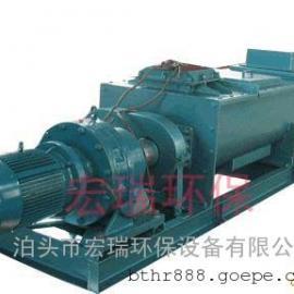 SJ双轴粉尘加湿机系列 双轴粉尘加湿搅拌机价格|粉尘加湿机厂家