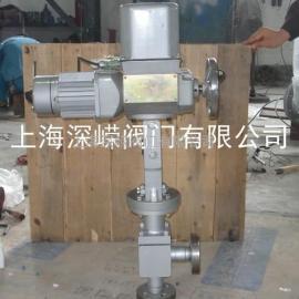 ZDLSM电子式电动套筒角阀