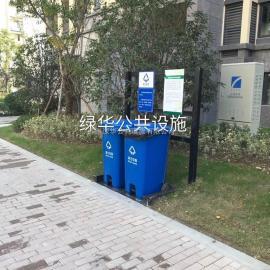 江阴垃圾分类栏-江阴垃圾桶分类-江阴垃圾分类栏整套制作