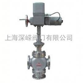 ZAZQ型PN10~PN64电动三通合流调节阀