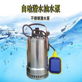 全不锈钢耐腐蚀QDN1.5-7-0.12KW农田灌溉不锈钢潜水泵