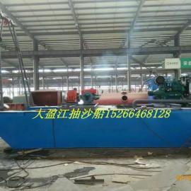 广东陆丰小型抽沙船一小时抽沙60立方