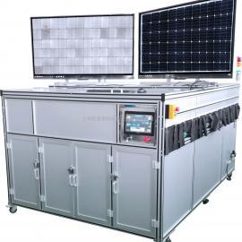 欧普泰太阳能电池板检测组件EL外观检测一体机M950