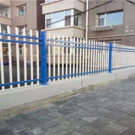 绿化带栅栏围栏|绿化锌钢围栏|草坪围栏|公园草地围栏PVC