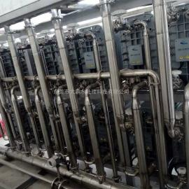 生物医药用二级反渗透纯化水设备 生物工程行业双级反渗透设备