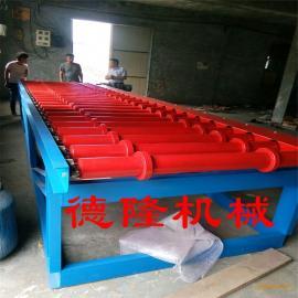 正规备件运送机白口铁作用力备件线铲车流水线主动化运送设备
