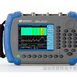 是德科技N9342C 手持式频谱分析仪深圳代理商