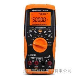 是德科技U1252B 手持式数字多用表深圳代理商