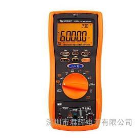 是德科技U1282A数字万用表深圳代理商