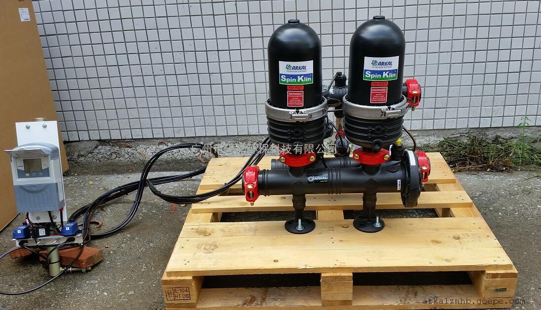 以色列ARKAL叠片式过滤器(PP塑料管道成套系统)