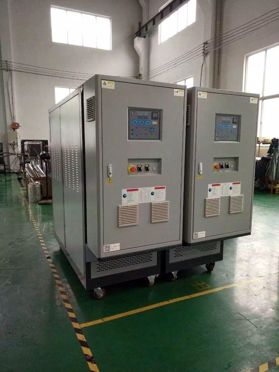 反应釜加热温度控制机 导热油加热器厂家