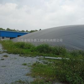 沼气池黑膜厂家、沼气池黑膜生产厂家、黑色防渗膜