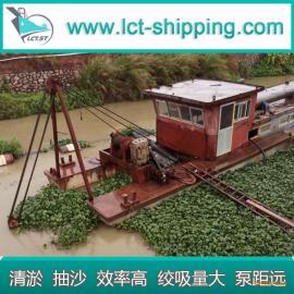 广州利昌泰小型绞吸式挖泥船/绞吸船批发/绞吸船租赁工程船