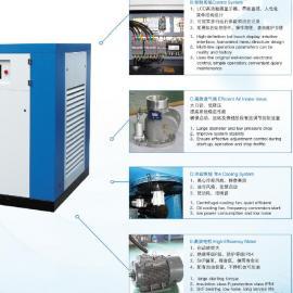 湖北咸宁哪儿有螺杆空压机 37KW 螺杆式空压机出售