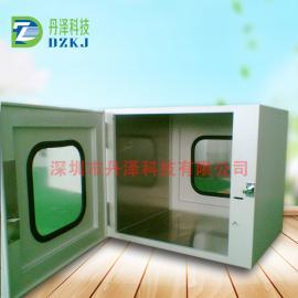 传递窗厂家|洁净室传递窗|丹泽十二年空气净化设备