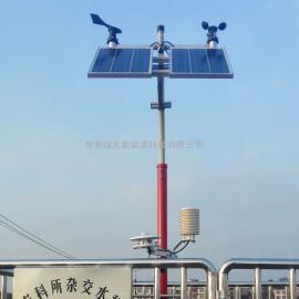 农田环境气象自动观测站 LED屏小型气象站