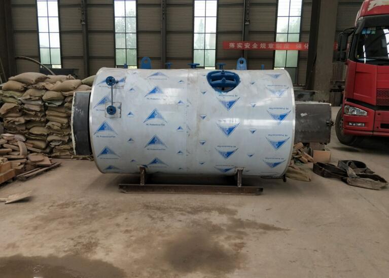 供应泰安金锅WNS卧式燃气蒸汽锅炉 热效率高 节能效果显著