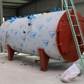 供应泰安金锅WNS卧式燃气蒸汽锅炉 自动补水 自动控温