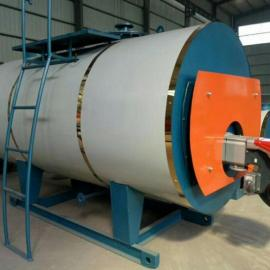 供应泰安金锅WNS卧式燃气蒸汽锅炉 水容积大 负荷调整稳定