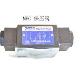台湾七洋7OCEAN液控单向阀MPC-02-W-1-10 MPC-02-A-2-10