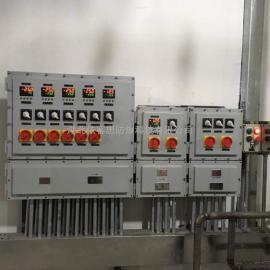 非标防爆照明配电箱BXMD52-M4-四回路防爆照明配电箱的价格