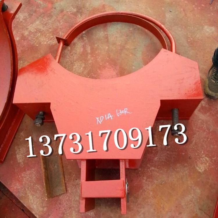 厂家直销 XD5立管轴向限位管夹 XD5A立管轴向限位管夹