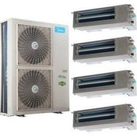 美的中央空调/TR系列/5匹/直流变频MDVH-V120W/N1-612TR(E1)