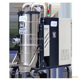 三相电自动反吹式吸尘器威德尔新款吸打磨大量粉尘工业吸尘器