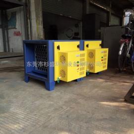 杉盛静电油烟净化器厂家 治理四川餐馆厨房油烟