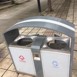 安康分类垃圾桶_安康塑料垃圾桶_安康环卫果皮箱销售-西安志诚