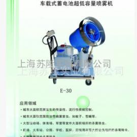 E-30车载式超低容量喷雾器手推车和车载二合一超低容量喷雾机
