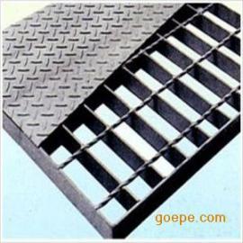 供甘肃钢格板和兰州复合钢格板特点
