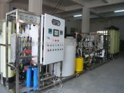 光伏太阳能行业用超纯水设备 电除盐EDI高纯水设备