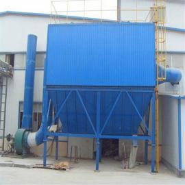 泰安金锅脉冲布袋除尘器 定制MC-2吨锅炉布袋除尘器