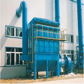 脉冲布袋除尘器 耐高温布袋除尘器 小型锅炉布袋除尘器 定制生产