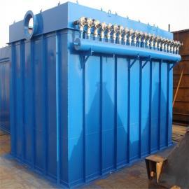 供应锅炉布袋除尘器脉冲布袋除尘器小型燃煤锅炉除尘器效率高