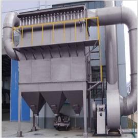 泰安金锅脉冲布袋除尘器 定制MC-10吨锅炉布袋除尘器图片