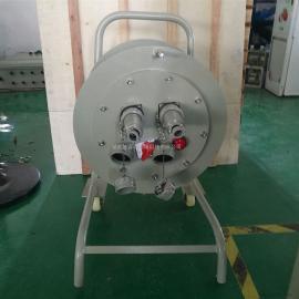 BXS-2/16K防爆检修电源插座箱的价格-16A带总开关防爆插座箱