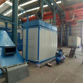 厂家定制锅炉除尘器 滤筒式除尘器 布袋除尘器 脉冲脱硫除尘器-山东除