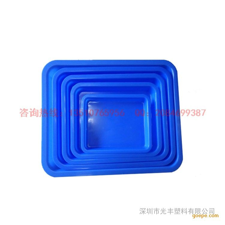 厂家热销茶盘|塑料茶盘|酒店咖啡馆专用茶盘440*345*40MM