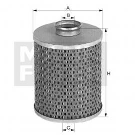 MANN-FILTER(曼牌滤清器)燃油滤芯P1535N